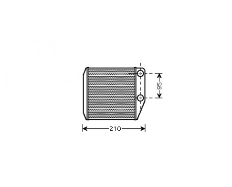 KACHELRADIATEUR ALL 17006313 International Radiators