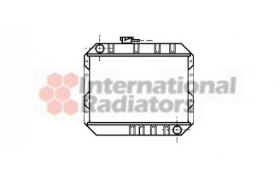 RADIATEUR CAPRI 16/20/23 MT 69-86 18002014 International Radiators