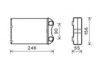 KACHELRADIATEUR Mini One 1.4 i 04/03-10/0