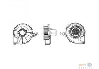 Interieurventilator 8EW 009 157-111 Behr Hella