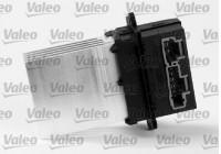 Bedieningselement, airconditioning 509355 Valeo