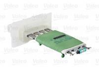 Bedieningselement, airconditioning 515075 Valeo