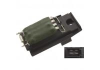Weerstand, interieurventilator 45415 FEBI
