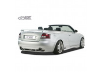 Achterskirt Audi A4 8H Cabrio 2001- (GFK)