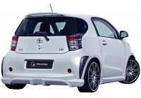 IBherdesign Achterbumperskirt Toyota iQ 2009- 'Party'