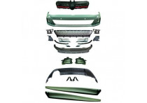 Bumperset VW Golf 7, GTI-Look
