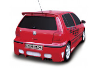 Carzone Achterbumperskirt Volkswagen Polo 6N2 1999-2002 'Tusk'