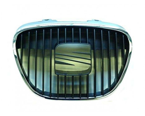 MIDDEN GRILL CHROME, afbeelding 2