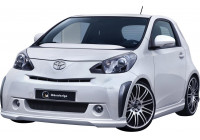 IBherdesign Bumper Grill Toyota iQ 2009- 'Party'