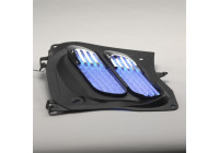 Luchtinlaat Peugeot  206 + Blue LED