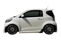 IBherdesign Sideskirts Toyota iQ 2009- 'Party'