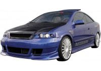 Neodesign Sideskirts Opel Astra G Coupe 1999-2004 'Flash'