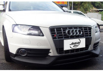 Dietrich Voorspoiler Audi A4 S-Line 2008-2012 (PU)