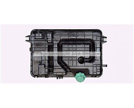 Expansionskärl, kylvätska, bild 2