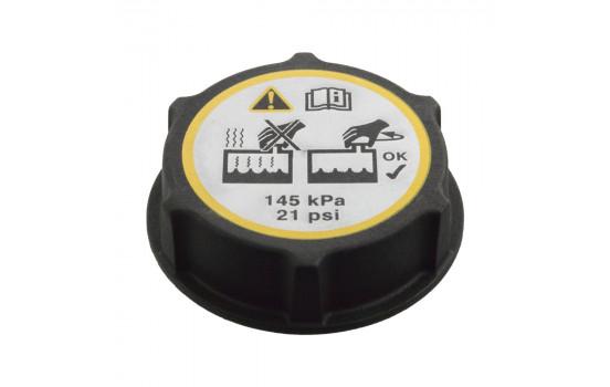 Låslock, kylvätskebehållare ADBP990013 Blue Print