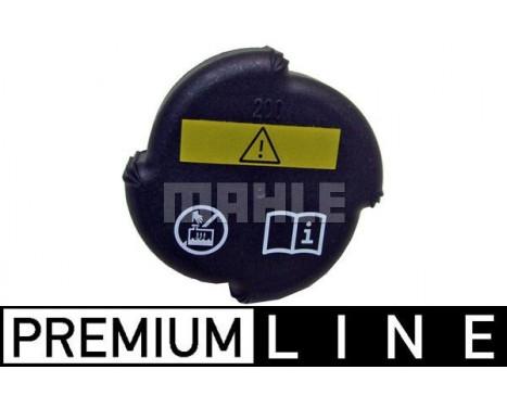 Låslock, kylvätskebehållare PREMIUM LINE