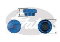 Låslock, kylvätskebehållare RC211 Gates