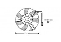 kylfläkt 0323747 International Radiators