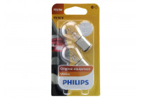 Philips 12499B2 P21 / 5W Premium 12V - 2 pieces