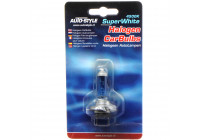 SuperWhite Blue H7 55W / 12V Halogen Lamp, per piece (E13)
