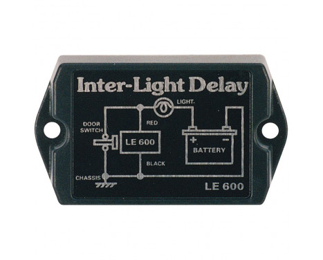 Interior light retardant