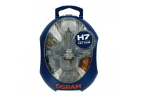 Osram replacement lamp set 12V H7