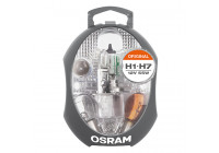Osram Replacement lamp set H1 / H7