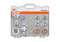 Osram spare bulb set 24V H4