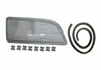 Diffusing Light glass, headlight 20-3729-LA-1 TYC