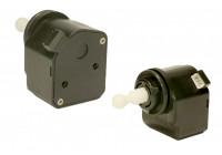 Control, headlight range adjustment 20-11813-MA-1 TYC