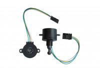 Control, headlight range adjustment 20-11817-MA-1 TYC