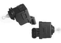 Control, headlight range adjustment 3742993 Van Wezel