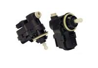 Control, headlight range adjustment 4311993 Van Wezel