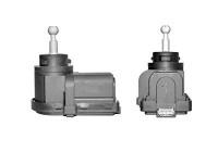 Control, headlight range adjustment 5817993 Van Wezel
