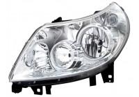 Headlight 1651961 Van Wezel