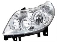 Headlight 1651962 Van Wezel