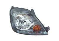 Headlight 1806962 Van Wezel
