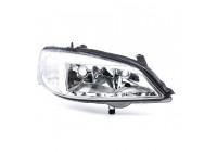 Headlight 20-5487-08-2 TYC