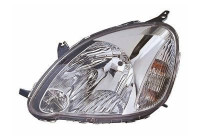 Headlight 5430965 Van Wezel