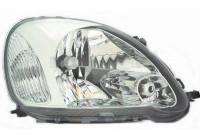 Headlight 5430966 Van Wezel