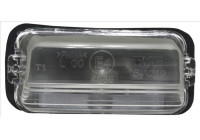 Number Plate Light 15-0219-00-2 TYC
