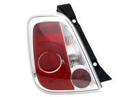 Combination Tail Light 1604931 Van Wezel