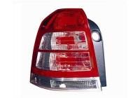Combination Tail Light 3796931 Van Wezel