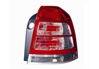 Combination Tail Light 3796932 Van Wezel