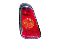 Combination Tail Light 0502931 Van Wezel