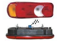 Combination Tail Light 1651935 Van Wezel