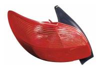 Combination Tail Light 4028931 Van Wezel