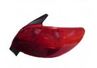 Combination Tail Light 4028932 Van Wezel