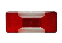 Light glass, combination Tail Light 2815936 Van Wezel