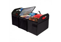 Trunk Organizer - Black - incl. Cooling compartment